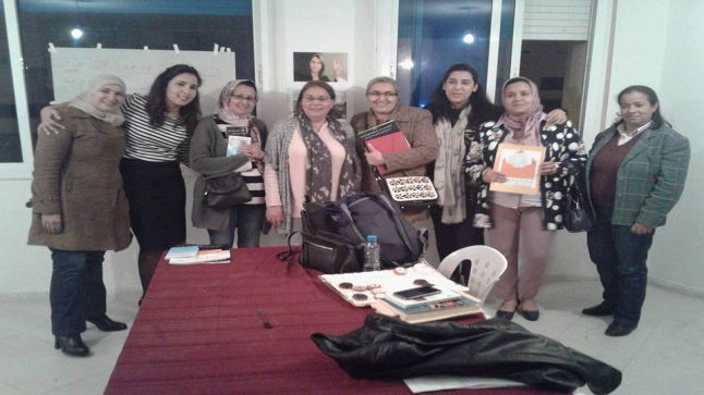 القطاعالنسائيللحزب: مساندتنا لكل النساء العاملات (بيان 8 مارس)
