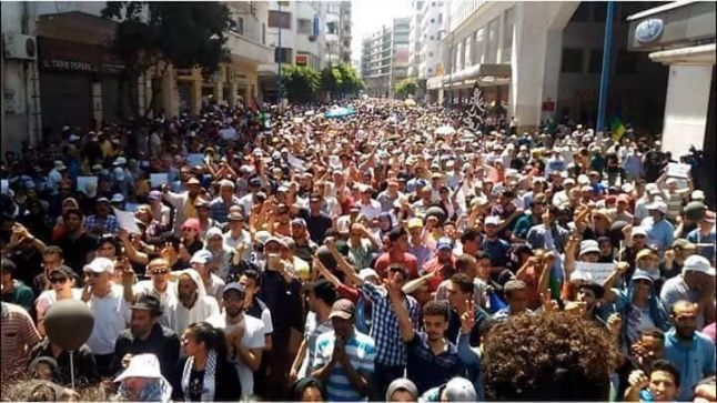 فيدرالية اليسار الديمقراطي تدعو المغاربة الى المشاركة في مسيرة الرياط ضد مؤتمر الخيانة