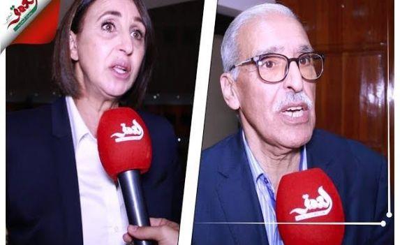 """منيب تدعو إلى """"الثورة"""" المواطنة.. واليوسفي: تم الركوب على اللغة لتهريب النقاش"""