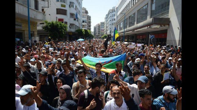 الاشتراكي الموحد يثمن نجاح مسيرة 8 يوليوز ويسجل اعتزازه باستمرار المقاطعة ( نص البيان )