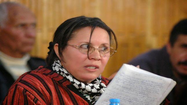 تورية تناني نموذج المرأة المغربية المناضلة التي ابتليت بالتعذيب (شهادة حول ظروف الاعتقال).