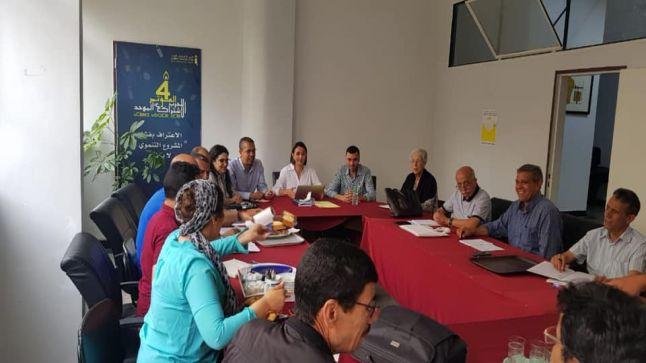 المكتب السياسي يطالب بسحب المشروع المتعلق بقانون الإضراب ويدعو إلى محاربة كل أشكال العنف الممارس ضد النساء (بيان)