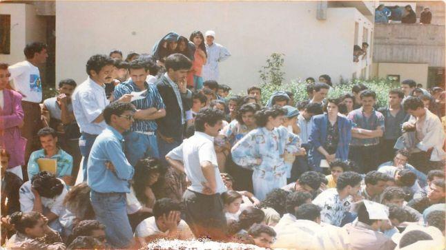 """حكايات جامعية: حماد البدوي يتذكر """" الوالد """""""