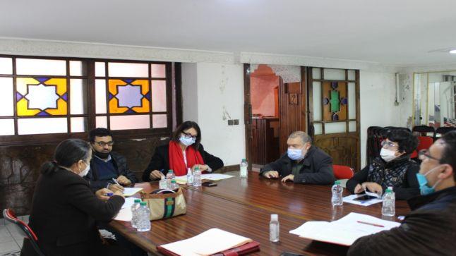 الحزب الاشتراكي الموحد يلتقي ممثلي أرضية التنسيق الوطنية للشبكات والائتلافات العام في مجال حقوق الأشخاص في وضعية إعاقة بالمغرب