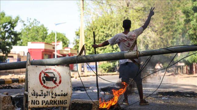 بيان الحزب الاشتراكي الموحد حول التطورات في السودان